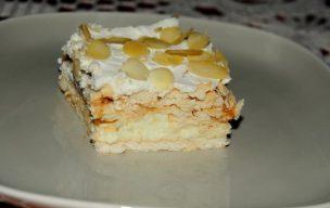 Ciasto z krakersami