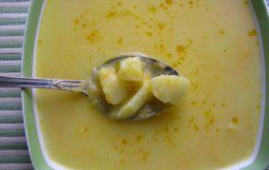 Najprostsza zupa ogórkowa