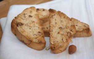 Włoskie ciasteczka cantucci