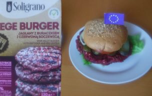 Szybkie wegańskie burgery