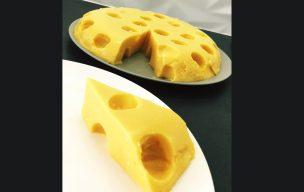 """Deser """"ser żółty"""" – prosty deser bez pieczenia"""