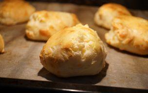 Chebe bread – brazylijskie bułeczki serowe