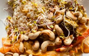 Wegańskie curry bezglutenowe