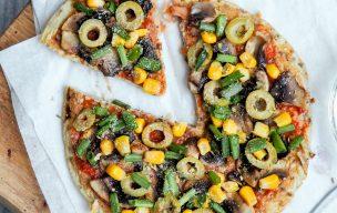 Omlet à La pizza